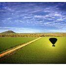 Hot Air Ballooning ~ Mareeba, North Qld by melodyart