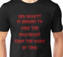 Man Beast Unisex T-Shirt