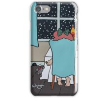 John's Christmas Dream iPhone Case/Skin