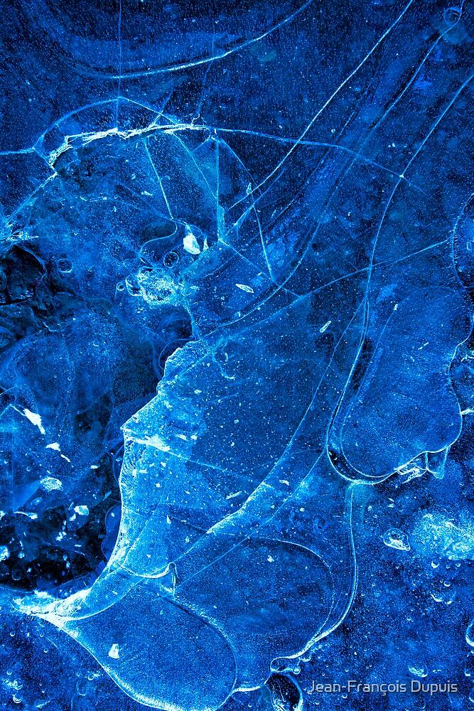 Blue ice by Jean-François Dupuis