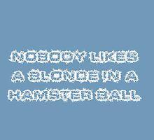 Hamster Ball by brightgemini