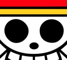 Luffy Flag/ Straw Hat Pirates - One piece  Sticker