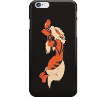 Cool Running Arcanine  iPhone Case/Skin
