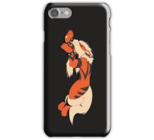 Cool Running Arcanine  iPhone Case/Skin