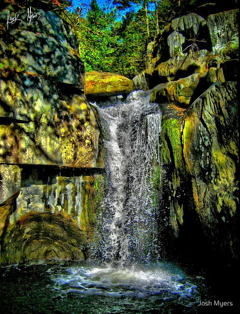 Screw Augar Falls  by Josh Myers