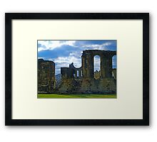 Byland Abbey 2 Framed Print