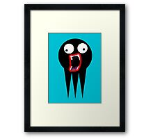 Shoop Da Whoop Soul Eater Framed Print