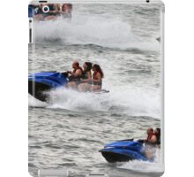 Girls just want to have .....a ride......... iPad Case/Skin