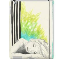 Sketchbook Jak, 14-15 iPad Case/Skin