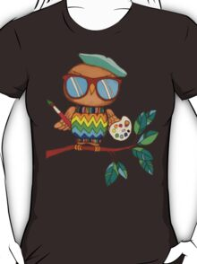 Little Wise Artist T-Shirt
