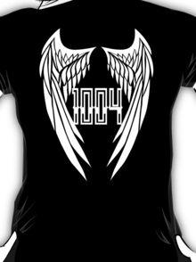 BAP LOGO 1004 Angel Wings T-Shirt