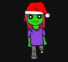Christmas Zombie (coloured) T-Shirt