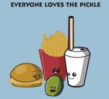 Pickle Love by Oran