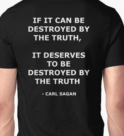 Carl Sagan Unisex T-Shirt