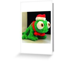 Xmas Pascal Greeting Card