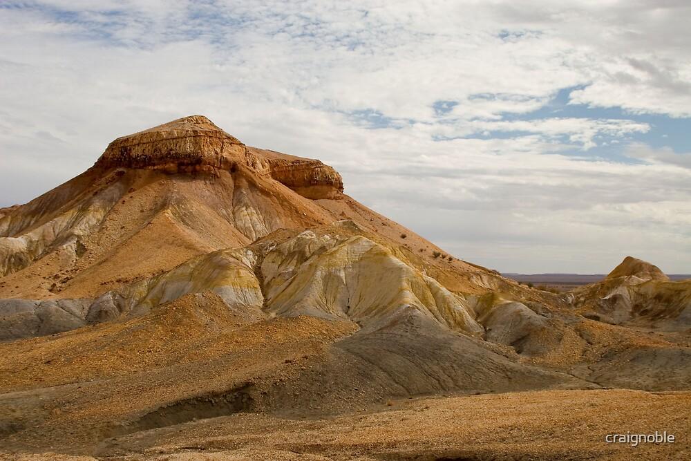Painted Desert by craignoble