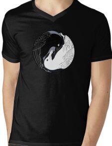 Crow & Gull Mens V-Neck T-Shirt
