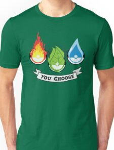 Pokemon - You Choose Unisex T-Shirt