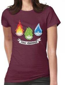 Pokemon - You Choose Womens Fitted T-Shirt