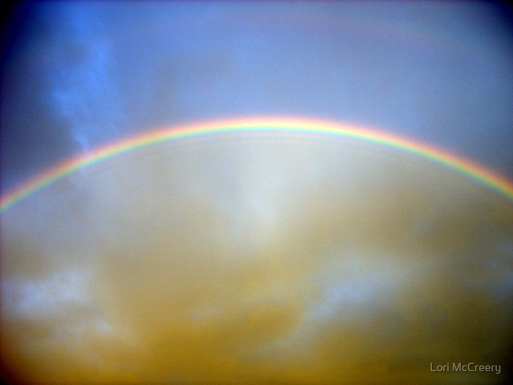 Rainbow by Lori McCreery