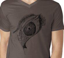 tear drop shroom eye Mens V-Neck T-Shirt