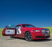 Rolls-Royce Wraith by Jan Glovac Photography