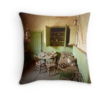 Bodie Ghosts Throw Pillow