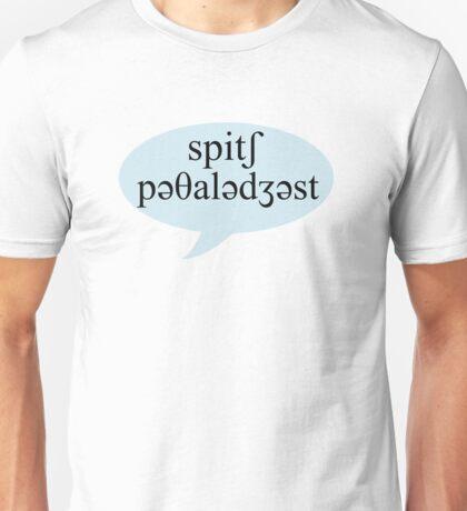 Speech Pathologist Unisex T-Shirt
