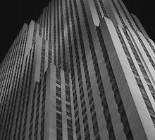 Rockefeller Mono by darthdrew
