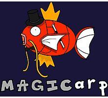 Magikarp the magician Photographic Print
