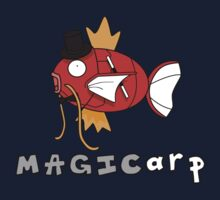 Magikarp the magician by SirJamieCross
