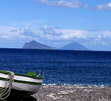 Lipari, Aeolian Islands by lebeccio