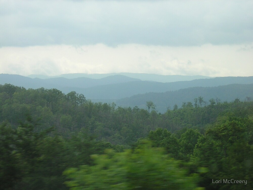 Mountain View by Lori McCreery