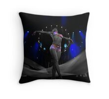 Performer I Throw Pillow