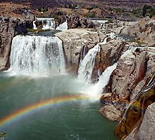Shoshone Falls Idaho by Mark Ramstead