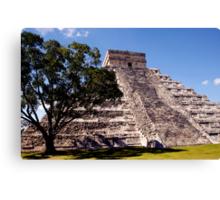Mayan Canvas Print