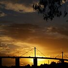 Westgate Bridge by focus