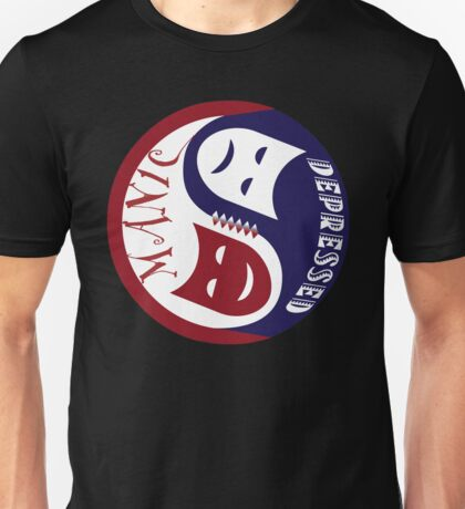 Faces of Bipolar Disorder Unisex T-Shirt