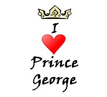 Prince George Photographic Print
