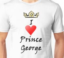 Prince George Unisex T-Shirt