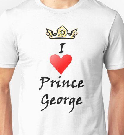 Prince George Unisex T-Shirt