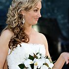 Bridal Candid #2 by James  Messervy