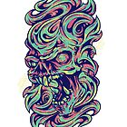 Groovy Skull by VisualKontakt & Co.
