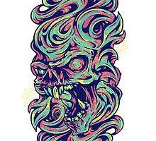 Groovy Skull by VisualKontakt & Co.