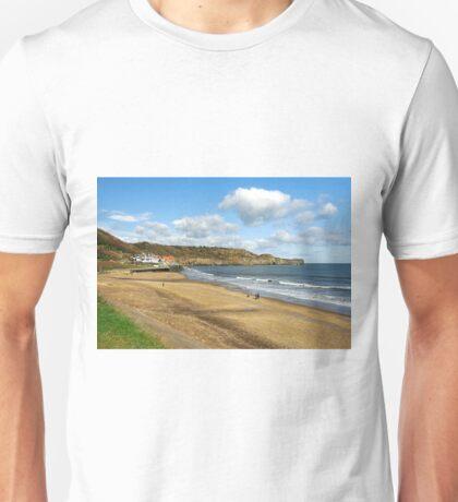 Sandsend Wyke, North Yorkshire Unisex T-Shirt