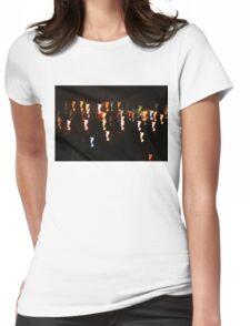 Drunken Nights Womens Fitted T-Shirt
