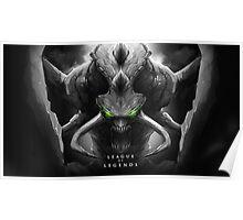 League of Legends - Cho'Gath Poster