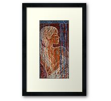 The Book of Salome Framed Print