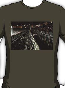 Bostons Fenway Park Baseball Vintage Seats T-Shirt