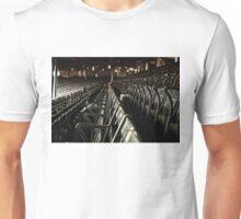 Bostons Fenway Park Baseball Vintage Seats Unisex T-Shirt